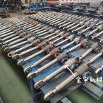 金宇喜讯:批量小型电动推杆组装完毕